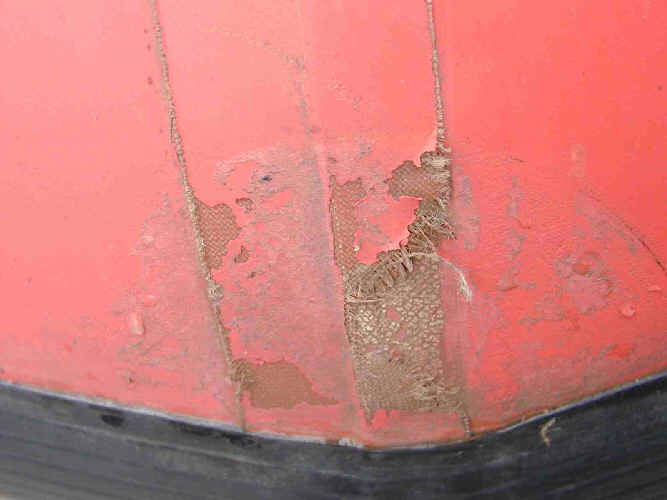tuff-coat inflatable boat repair paint